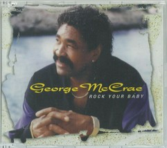 GEORGE MCCRAE - ROCK YOUR BABY (MILLENNIUM MIX FEAT. TRACY) 2000 UK CD S... - $62.75