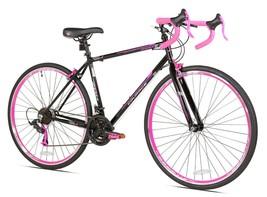 700c Women's Susan G Komen Courage Comfy Road Bike, 21-Speed, Pink Accents - $254.75