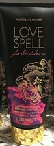 Victoria's Secret Love Spell Forbidden Hand And Body Cream - $15.80