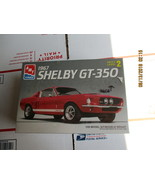 AMT 1967 Shelby GT 350 1/25 scale - $26.99