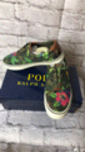 Polo Ralph Lauren Thorton111 Sneaker Shoes Sz 10 D Men's NWB - $68.00