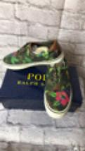 Polo Ralph Lauren Thorton111 Sneaker Shoes Sz 10 D Men's NWB - $68.00