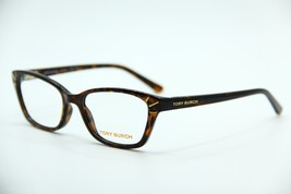 New Tory Burch Ty 4002 1378 Havana Eyeglasses Authentic Frame Rx TY4002 52-16 - $46.64