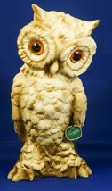 Vintage Heissner Horned Owl Figurine West Germany #884 - $69.99