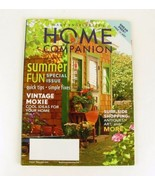 Mary Englebreit's Home Companion Magazine August/September 2005 with Pap... - $3.99