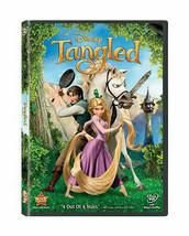 Disney's Tangled DVD 2011 - $13.99