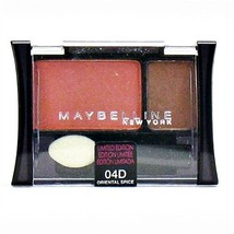Maybelline New York Limited Edition Eyeshadow - 04D Oriental Spice 0.08 oz - $7.99