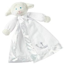 Christening Lamb Blanket by Mary Meyer by Mary Meyer-Adorable! Qty 1 WOW! - $17.09