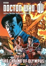 Doctor Who: The Chains of Olympus by Scott Gray (2014-01-14) [Paperback] - $21.79