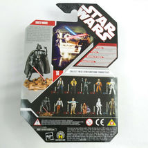 2007 Star Wars 30th Anniversary DARTH VADER Figure #16 A New Hope w/ Coin image 4