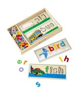 Melissa & Doug - See & Spell Learning Toy - $26.10