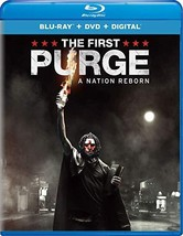 The First Purge [Blu-ray + DVD + Digital]