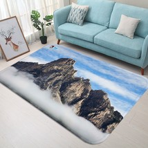 3D Hill Mist 03 Non Slip Rug Mat Room Mat Quality Elegant Photo Carpet U... - $106.68+