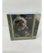 Vintage Springbok Mini Jigsaw Puzzle Dog Oh Well - $7.91