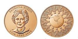First Spouse 2016 Bronze Medal Series Patricia Nixon CP1084 - $8.98