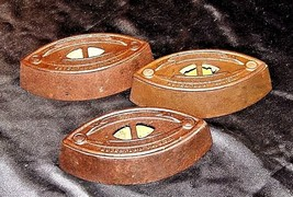 Antique Colebrookdale Sad Iron Co. Boyertown PA USA No. 1AB 565-F image 2