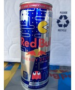 Red Bull Pac Man Pac-Man 8.4oz Full Energy Drink Can - $8.99