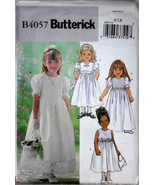 Flower Girls, Party Dress Wedding Party Dress Special Occasions Butteric... - $12.00