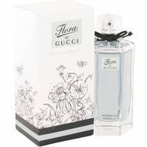 Gucci Flora Glamorous Magnolia Perfume 3.3 Oz Eau De Toilette Spray image 3
