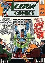 Action Comics (1938 series) #377 [Comic] [Jan 01, 1938] DC Comics - $5.88