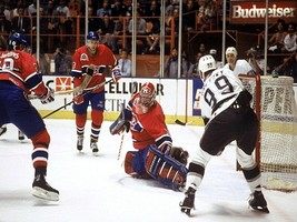 1993 Stanley Cup Final Roy vs Gretzky Game Action Color 8 X 10 Photo Pic... - $5.39