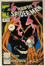 Web Of SPIDER-MAN #38 (1988) Marvel Comics Vg - $9.89