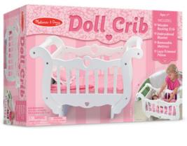 Melissa and Doug Wooden Doll Crib 9385 - $69.99
