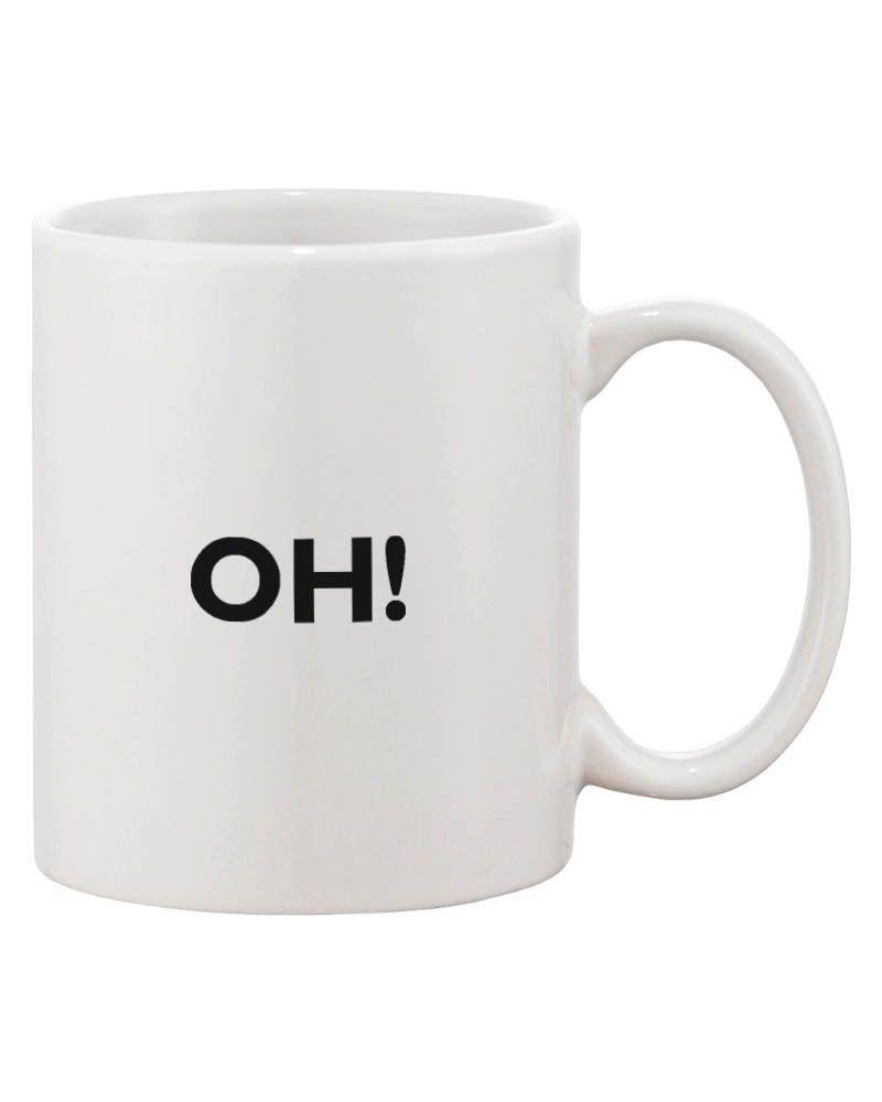 Cute For Fox Sake Mug - For Fox Sake Oh! image 3