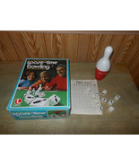 Lakeside Ind. Inc. Spare Time Bowling Dice Game Complete 1977 - $14.49