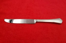 "Dinner Knife ~ Ashland Matte by Reed & Barton Stainless Flatware 9 5/8"" - $6.92"