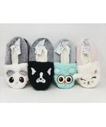 Fuzzy Babba 3D Slipper Socks - New - OSFM - $16.99