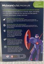 Malwarebytes Anti-Malware Premium 4.2  3 PC- 1 yr 2020 version Product K... - $37.25