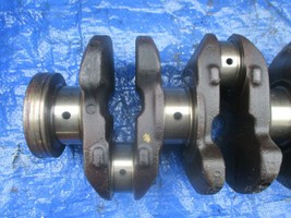 03-05 Honda Accord K24A4 crankshaft engine motor K24 crank VTEC OEM K24A... - $249.99