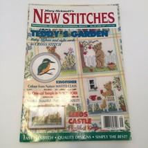 Mary Hickmott's New Stitches Magazine # 49 Leed's Castle Teddy's Garden - $12.59