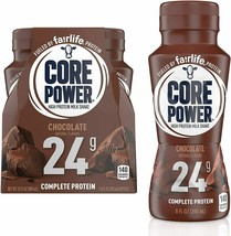 Core Power High Protein Shake Chocolate 8 oz Bottles (Pack Of 4) - $21.73