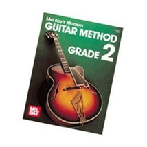 Mel Bay Modern Guitar Method Grade 2 (Book/2 CDs) [Sheet music] - $19.75