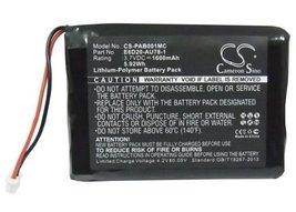 Replacement Battery 1600mAh / 5.92Wh For PANASONIC Arbitator Body Worn Mics - $17.02