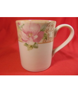 """3 5/8"""" Mug, from Royal Doulton, in the Poetic Rose, TC 1218 Pattern. - $12.99"""