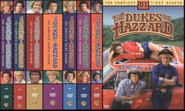 The dukes of hazzard the complete seasons 1 7   2 movies  dvd 2006 39 disc set  4 thumb200