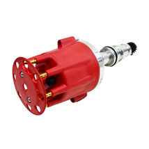 Ford Fe 330 352 360 390 406 410 427 428 Pro Series Ready to Run Distributor  Red image 2