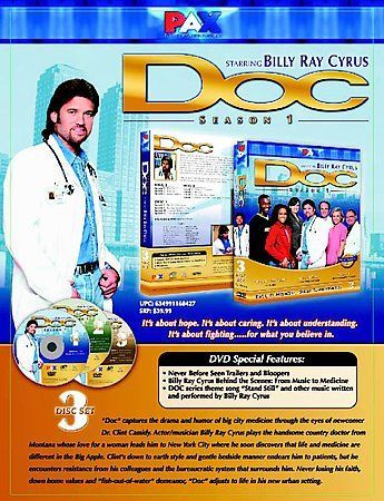 Primary image for Doc - Season One (DVD, 2004, 3-Disc Set)