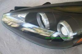 07-08 Hyundai Tiburon Headlight Head light Lamp Driver Side - LH **POLISHED**, image 5