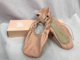Bloch Dansoft S0205L Adult Full Sole Pink Ballet Shoes, Womens Size 5 B New - $14.24