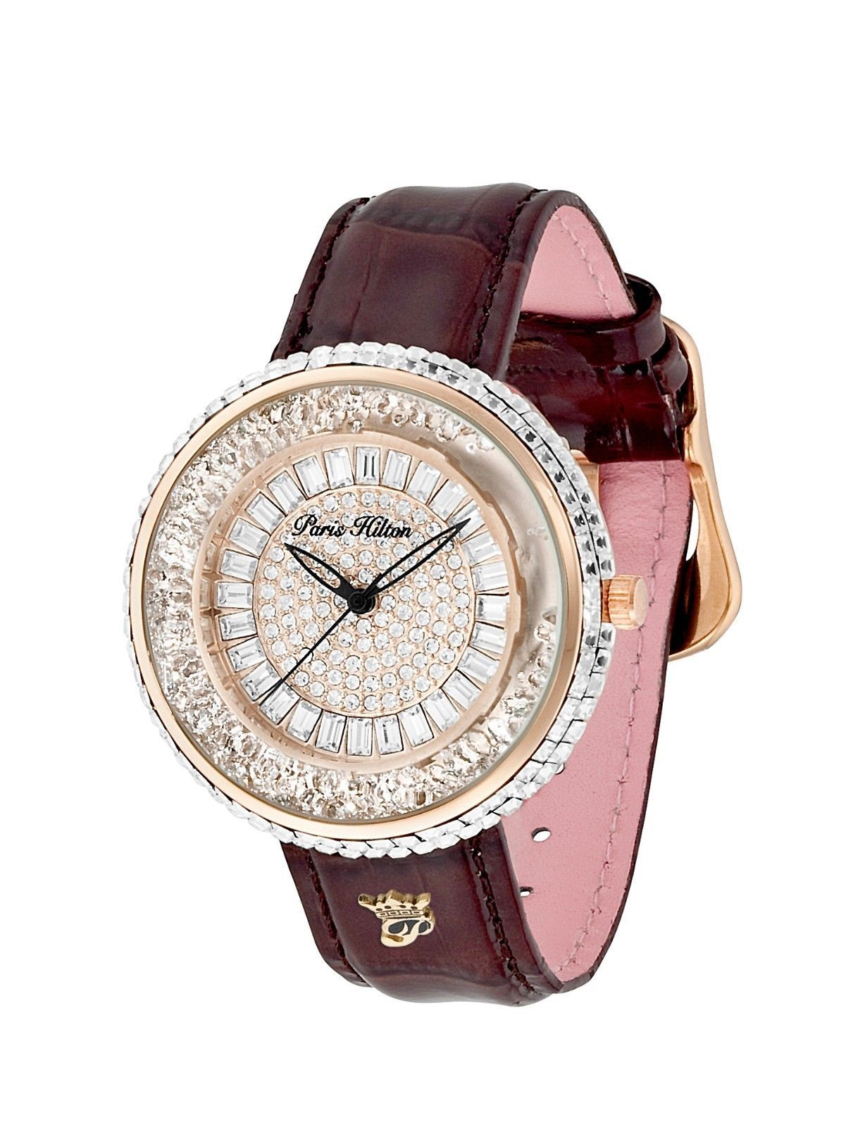 Primary image for Paris Hilton woman watch 13575JSR/32