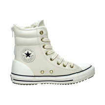 Converse CT AS Hi-Rise X-Hi Little Kid's/Big Kid's Boots Parchment/Egret... - $64.95