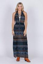 Midnight Blues Maxi Dress - $142.00