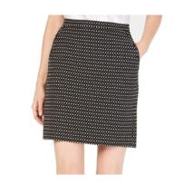 Anne Klein Womens Pocket Skirt Zipper Closure Slim Fit Straight Hem Size 10 - $26.73