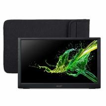 "Acer PM161Q bu Portable Monitor 15.6"" Full HD (1920 x 1080) (USB Type-C for Vide - $280.99"