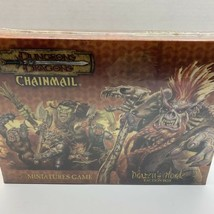 Dungeons & Dragons Chainmail Miniatures Game Drazen's Horde Combo Box BO... - $34.64