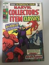 Marvel Collectors Item Classics (1966) #22 FN Fine Marvel Comics Fantast... - $28.71